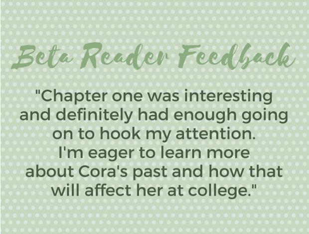 Beta Reader Feedback 3 - Sleeping Around