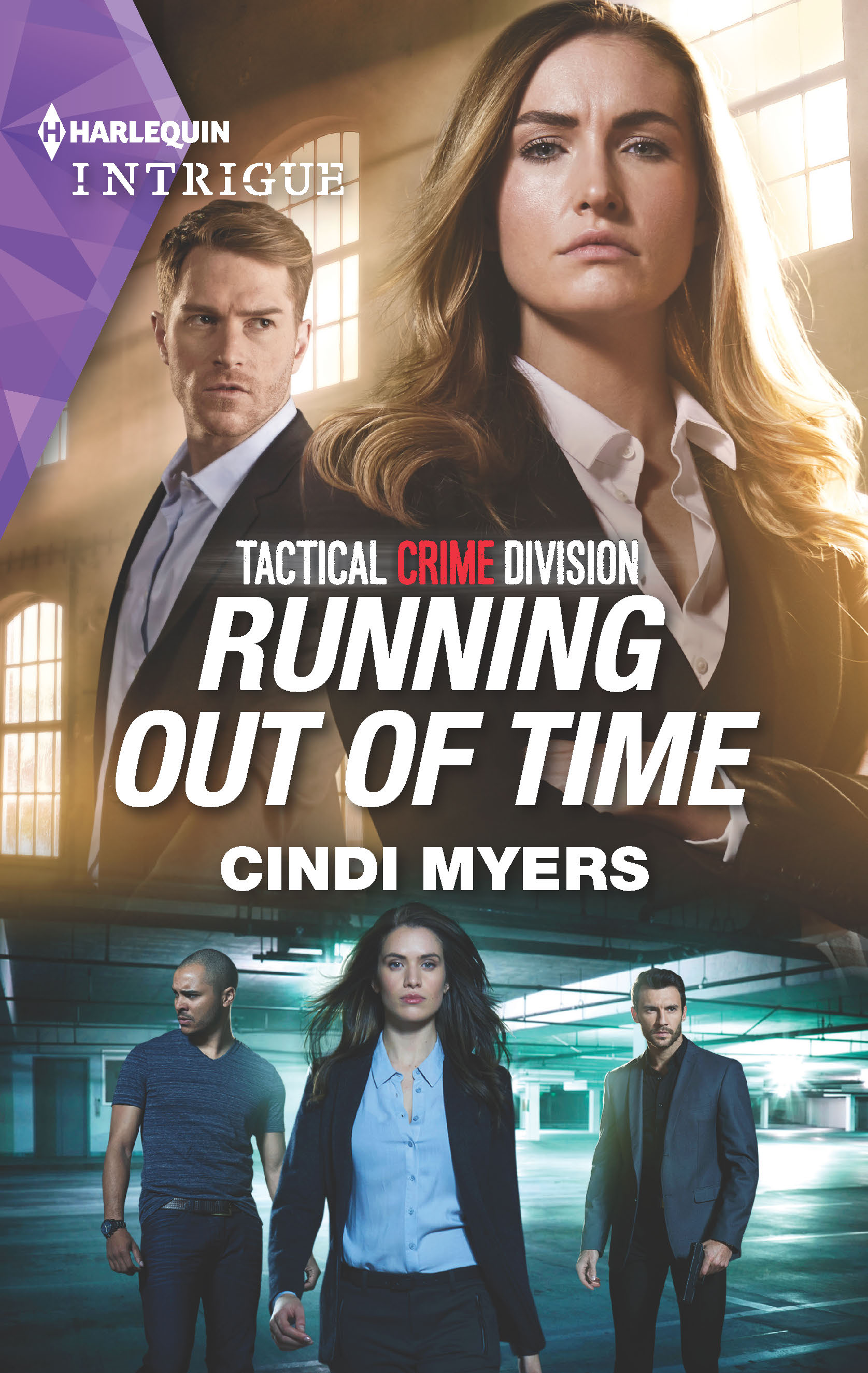 Book 4_Running Out of Time_Cindi Myers