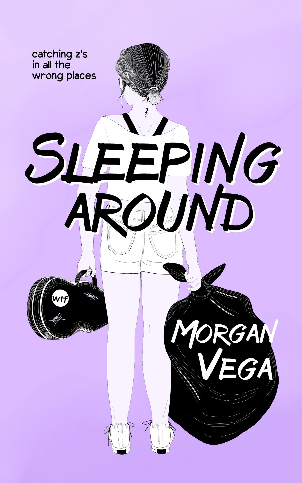SLEEPING AROUND COVER